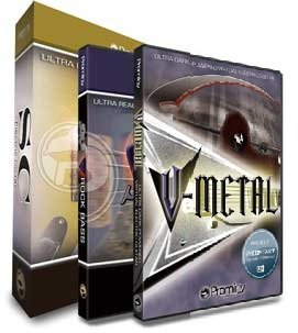 V-METAL & SC & SR5 ウルトラ・バンドル