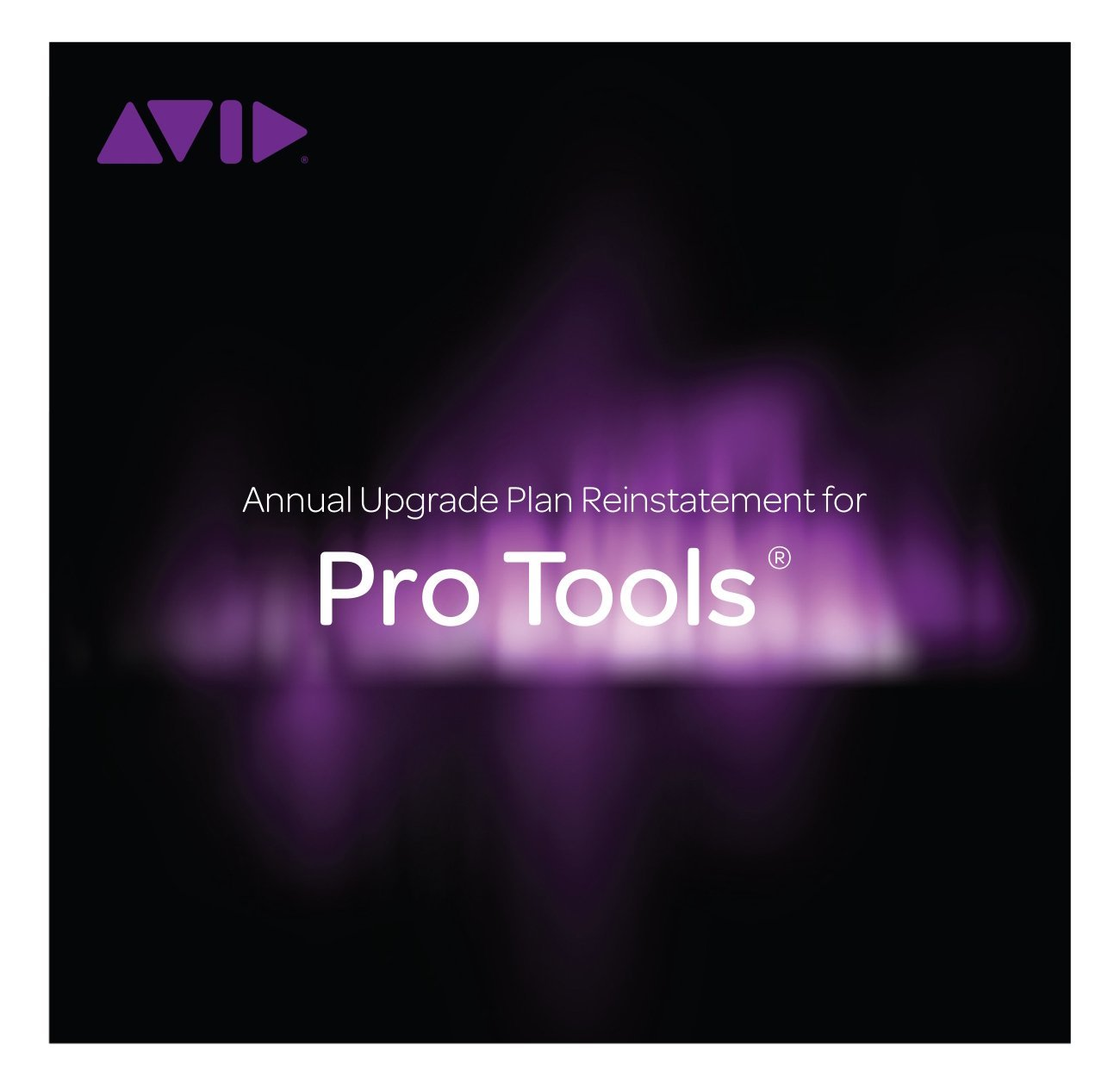 Annual Upgrade & Support Plan Reinstatement for Pro Tools