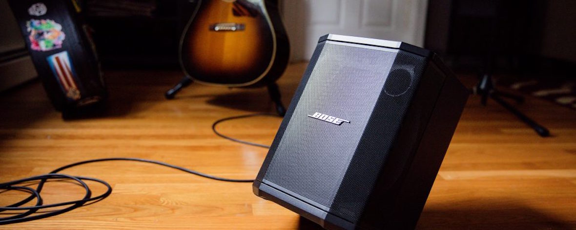"<h2 class=""title"">Multi-Position PA system『Bose S1 Pro』</h2>"