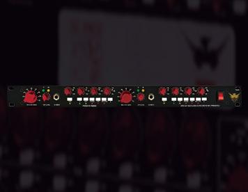 Phoenix Audio DRS Q4 mk2