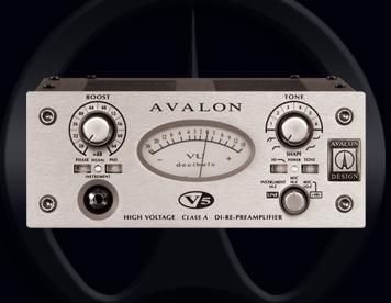Avalon Design V5
