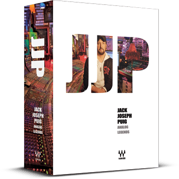 JJP Analog Legends