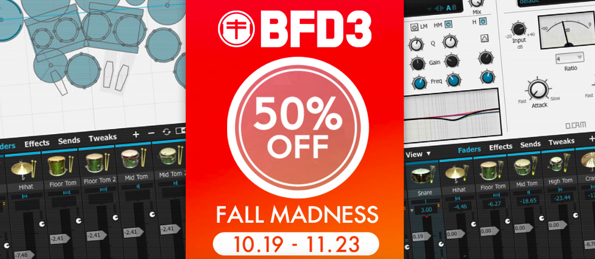 "<h2 class=""title"">『BFD3』Fall Madnessプロモーション50%超OFF!</h2>"
