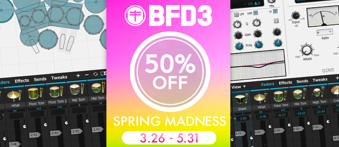"""<h2 class=""""title"""">『BFD3』Spring Madnessプロモーション50%超OFF!</h2>"""