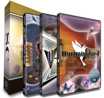 Hummingbird & V-METAL & SR5 & SC コンプリート・バンドル