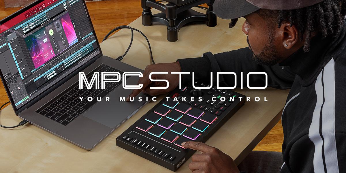"""<h2 class=""""title"""">MPCスタイルでの楽曲制作がさらに身近に!AKAI MPCソフトウェア専用コントローラーMPC STUDIO</h2>"""